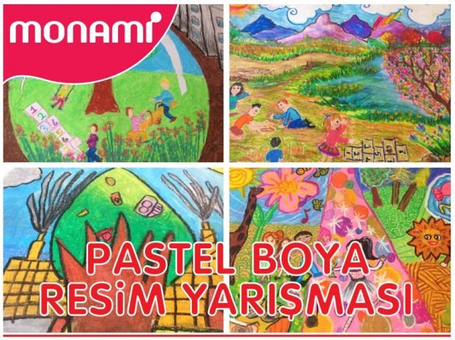 çocuk Resim Yarışmaları 2015 Cicicee