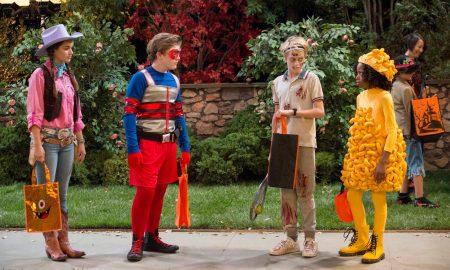 Nickelodeon Cadılar Bayramı Programı