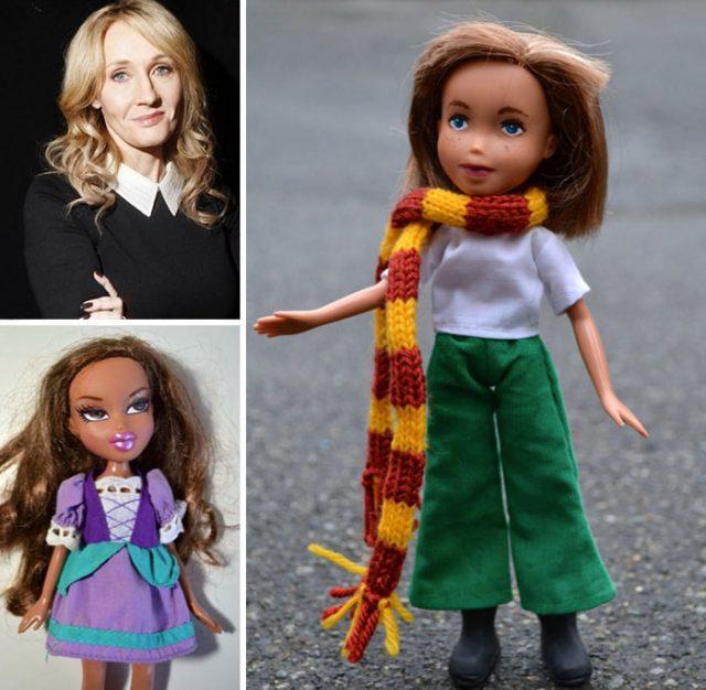 1965 doğumlu Jo Rowling, dünya çapında büyük başarı elde etmiş Harry Potter serisinin yazarı