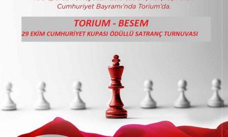 Torium 29 Ekim Satranç Turnuvası