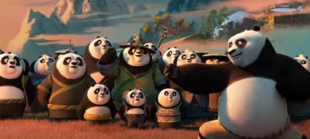 Kung Fu Panda 3 Fragman
