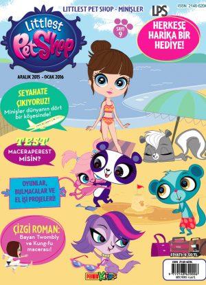 Littlest Pet Shop Dergisi Sayıları 21