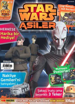 Star Wars Asiler Dergisi Kasım 2015
