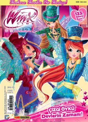 WinX Dergisi Kasım 2015 Sayıs