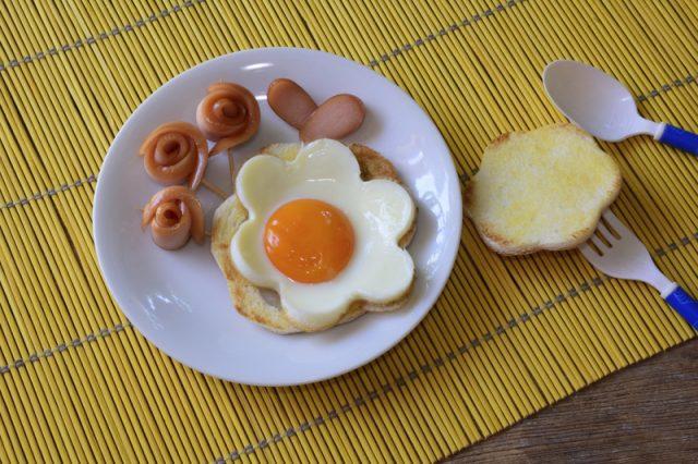 Çiçek Açan Yumurta
