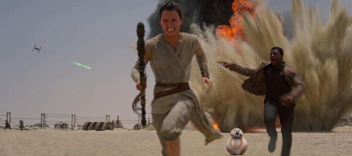 Star Wars 7 Güç Uyanıyor