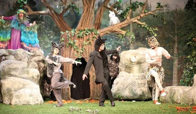 Barış Çiçeği – Antalya Çocuk Tiyatroları (DT) 85