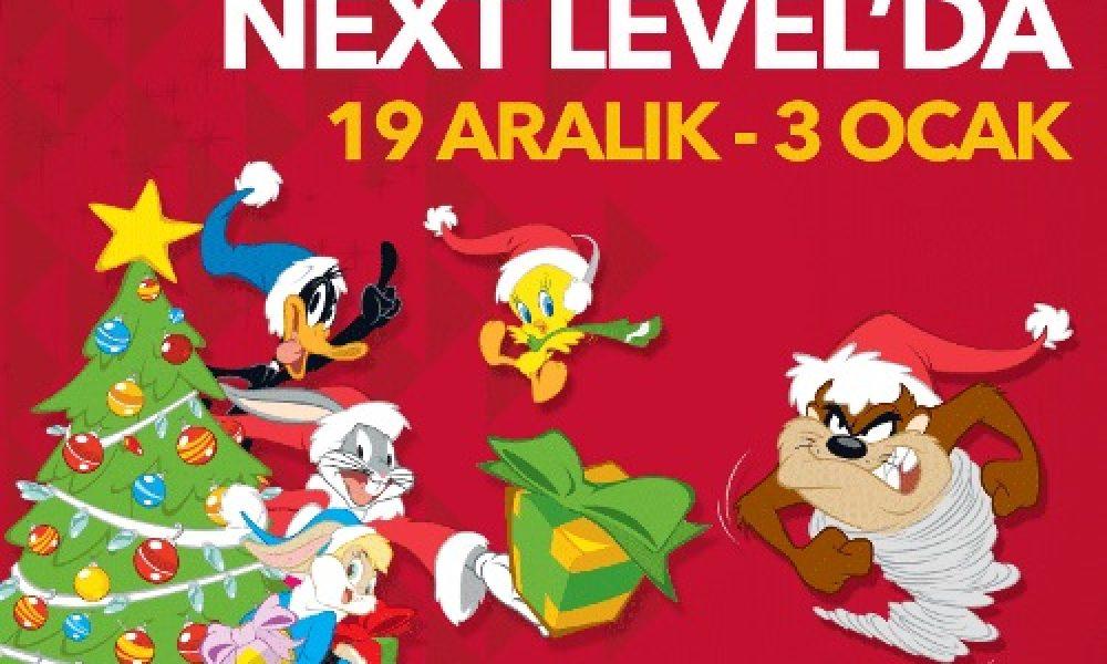 Looney Tunes Next Level'da – Ankara Yılbaşı Etkinlikleri 12