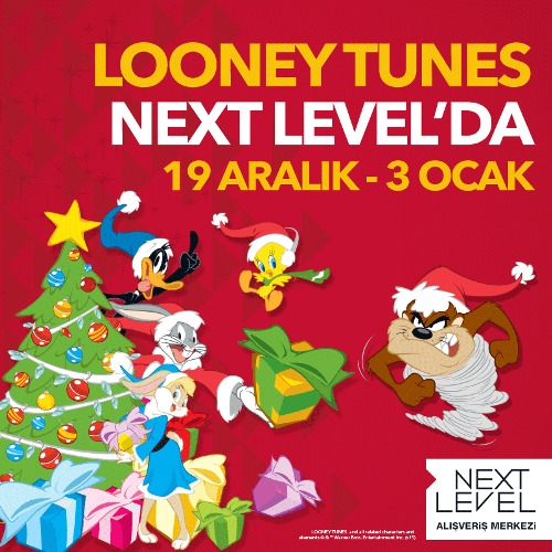 Looney Tunes Next Level'da – Ankara Yılbaşı Etkinlikleri 71