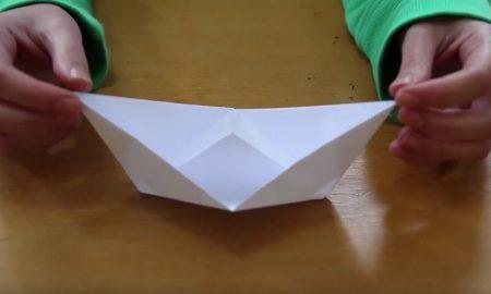 Kağıttan Origami Yapımı