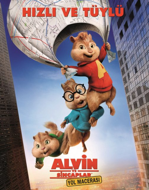 Alvin-ve-sincaplar
