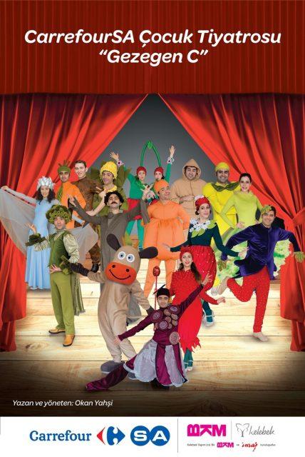 CarrefourSa Çocuk Tiyatrosu