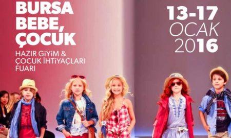 Junioshow Fuarı Bursa 2016
