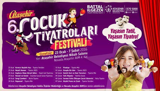 cocuk tiyatroları festivali