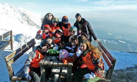 Geleceğin Yıldızları Kayak Kampı