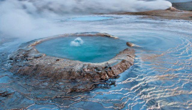 Sıcak Su Kaynakları - Görsel: National Geographic