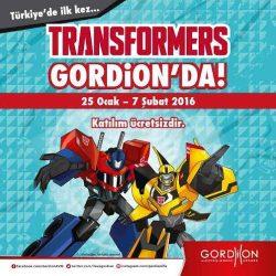 Transformers Gordion'da