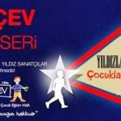 TOÇEV Konseri - Yıldızların Şarkıları Çocukların Yarınları