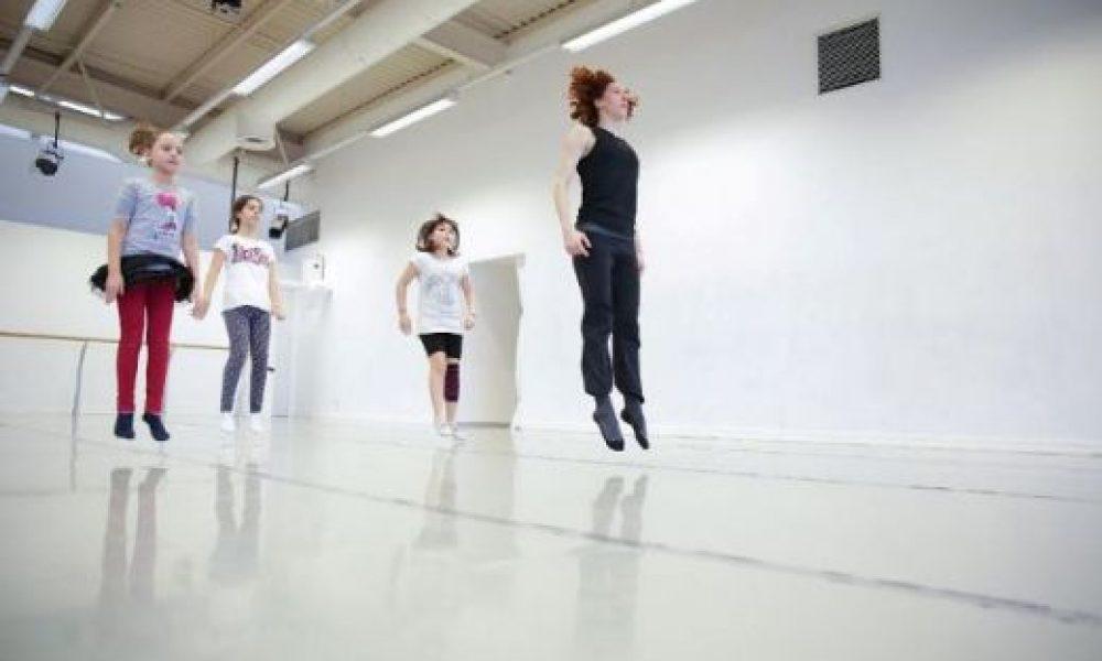 Çocuklar İçin Yaratıcı Dans Dersleri – Mayıs 2016 Çocuk Atölyeleri