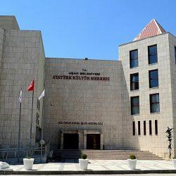 Uşak Belediyesi Atatürk Kültür Merkezi