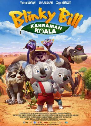 Blink Bill Kahraman Koala