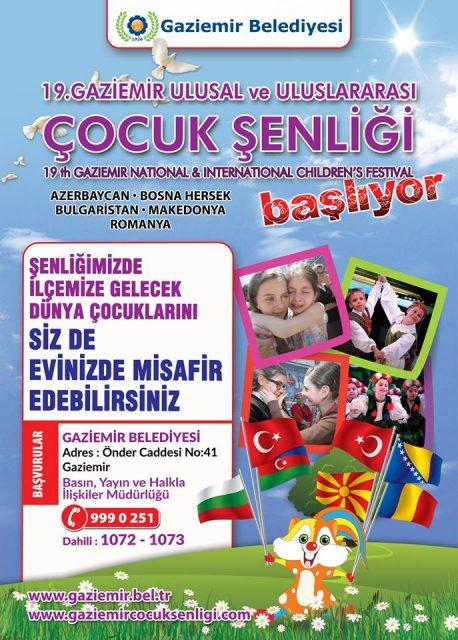 Gaziemir Belediyesi Çocuk Şenliği