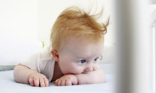 Bebeklerde Fiziksel Gelişim