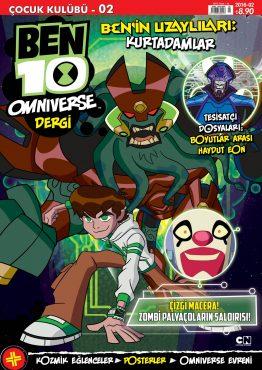 Ben 10 Omniverse - Mart 2016