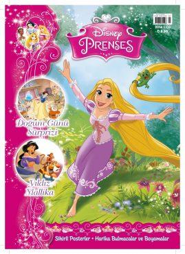 Disney Prenses - Mart 2016