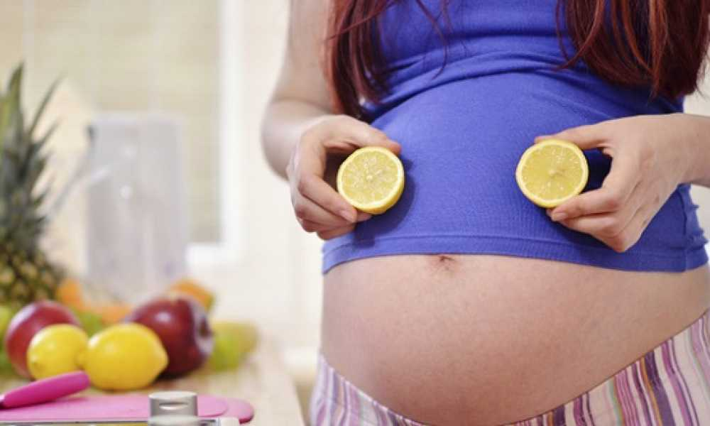 Hamilelikte Dikkat Edilmesi Gereken Yiyecekler