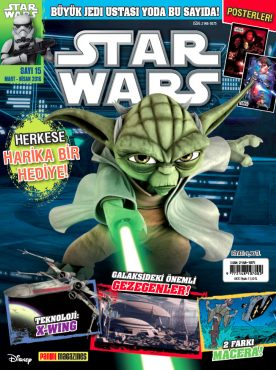 Star Wars - Mart-Nisan 2016