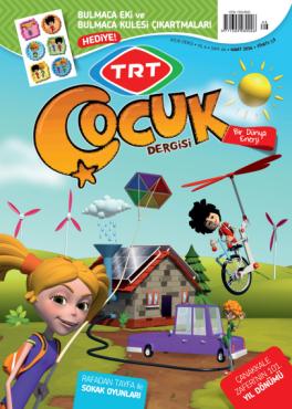TRT Çocuk - Mart 2016