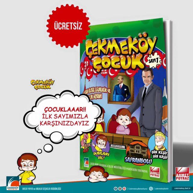 Çekmeköy Çocuk Dergisi