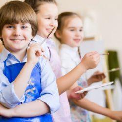 Sanat, Yaratıcılık, Yetenek ve Çocuk- Çocuklar ve Sanat