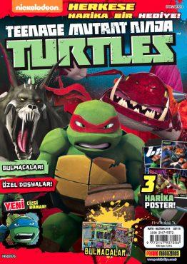 Teenage Mutant Ninja Turtles-Mayıs-Haziran 2016