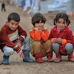 UNICEF: Greater catastrophe threatens Syrian children