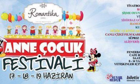 Anne Çocuk Festivali 2016