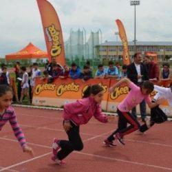 Cheetos Türkiye'nin En Hızlısı Atletizm Yarışması