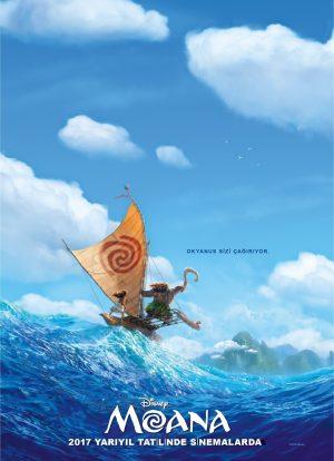 Disney Moana Filmi