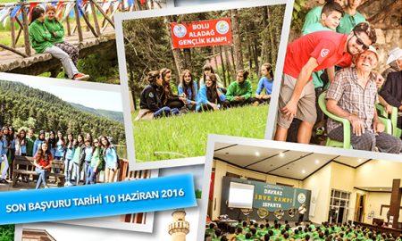 Ücretsiz Gençlik Kampları