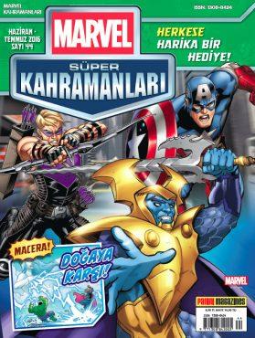 Marvel Süper Kahramanları - Haziran 2016