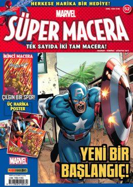 Marvel Süper Macera - Haziran-Temmuz 2016