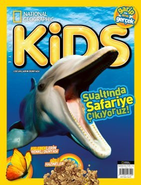 National Geographic Kids - Haziran 2016 Sayısı