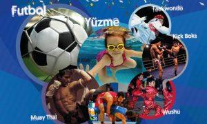 Manisa Yaz Spor Okulları