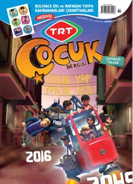 TRT Çocuk - Haziran 2016