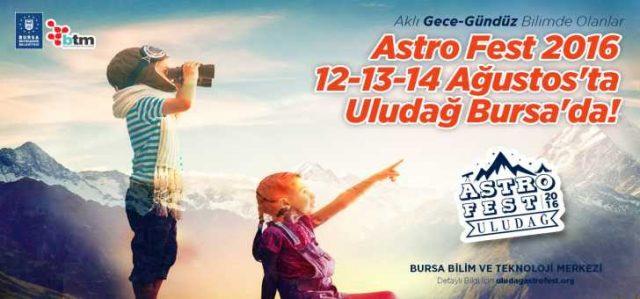Uludağ Gözlem Festivali (Astrofest)