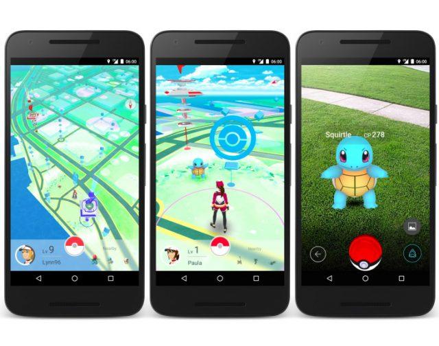 Android İçin Pokemon GO