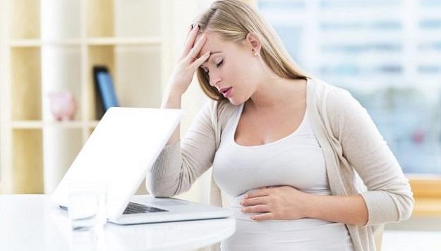 hamilelikte baş ağrısı