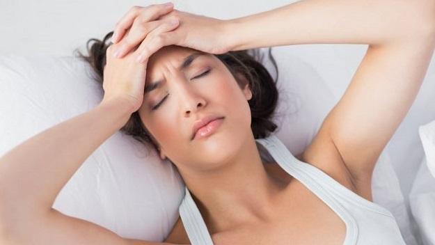 hamilelikte stres