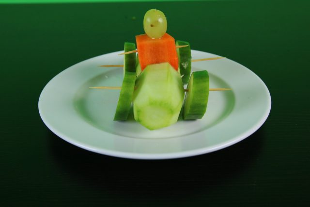 salatalıktan araba (2)